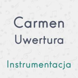 Instrumentacja - Carmen -...
