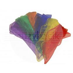 Kolorowe chustki